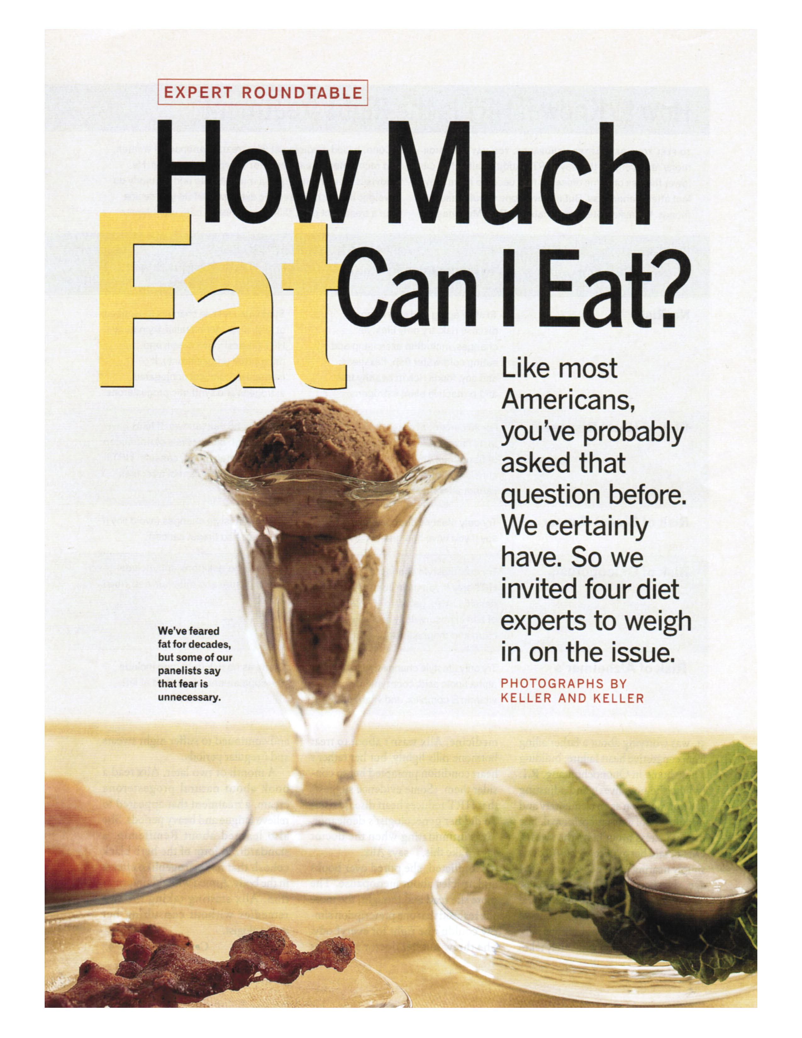 How Much Fat Can I Eat?