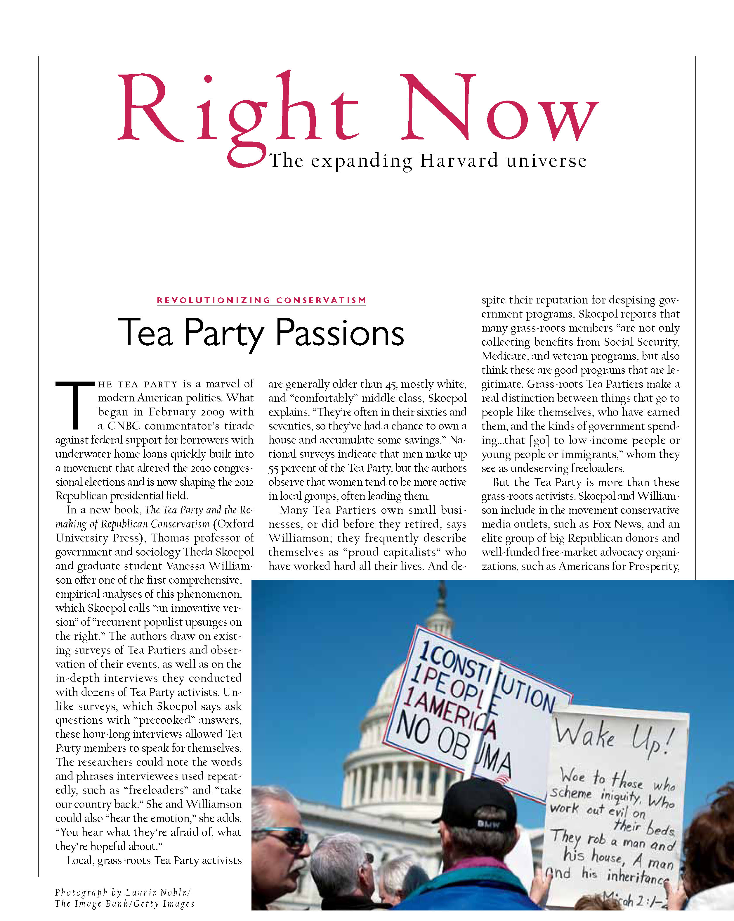 Tea Party Passions