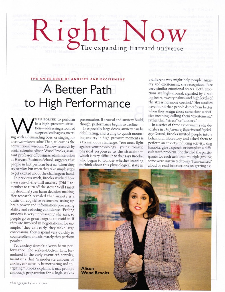 A Better Path to High Performance